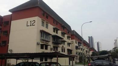 Pandan Jaya block L6 Tingkat 3, near pandan jaya LRT