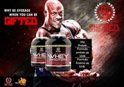 Gifted Mass Gainer