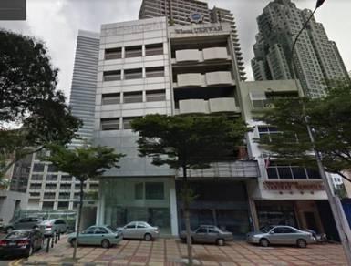 [Very Undervalue Fire Sale] [500m to KLCC] Jalan Ampang 8 Storey Shop