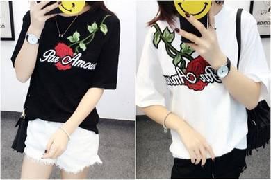 5610 Loose Short-Sleeved T-shirt