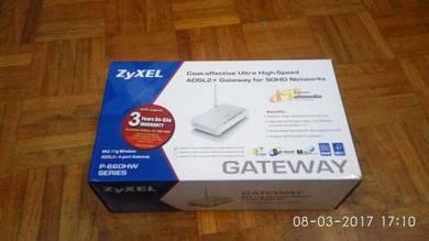 Wireless ADSL2+ Modem