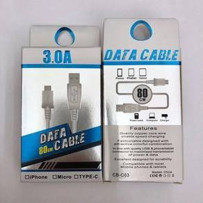 Micro USB data cable 3.0