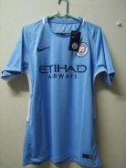 Manchester City Home Kit Jersey 2017/2018