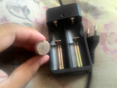 Universal Double charger and Rechargeable battery