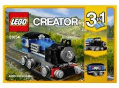 Lego 31054 Creator Blue Express (New, MISB)