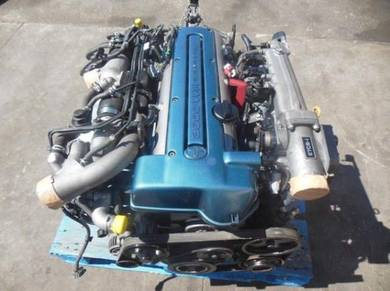 Supra 2jz gtte vvti manual 6speed getrag gearbox