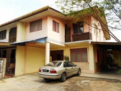 Bilik single Kota Bharu - Jalan Bayam double storey semi d