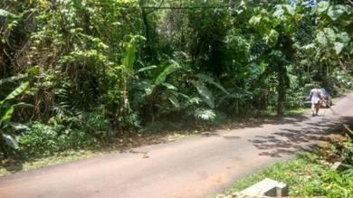 Tanah Sesuai Untuk Buat Rumah Kg Sermin Segamat