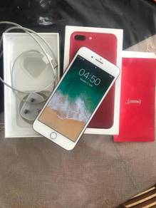 IPhone 7plus 128gb red