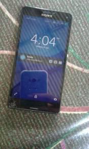 Sony z3 compaq