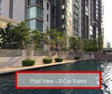 3 Parking, Pool View, Developer Final Released [Free Legal & SPA Fees]
