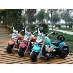 Motor Mainan Kanak Kanak Harley Davidson