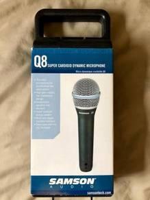 Samson Q8 XLR Microphone