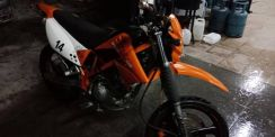 Scrambler Kawasaki KLX150-C