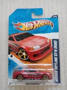 Hotwheels Nissan Skyline R32 Nightburnerz