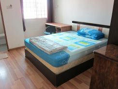 Fully Furnished Room with Personal Washroom