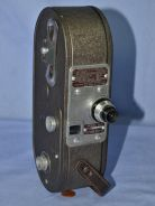 Antique keystone usa 16mm movie camera model 'a-7'