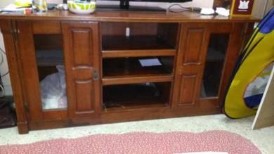 Almari tv/tv cabinet