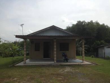Rumah untuk disewa belakang sekolah menengah kemasik