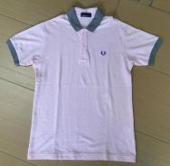 Fred perry soft pink japan shirt Original