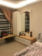 Paradigm mall Tampoi indah Greenfield Studio Reno into 1bed