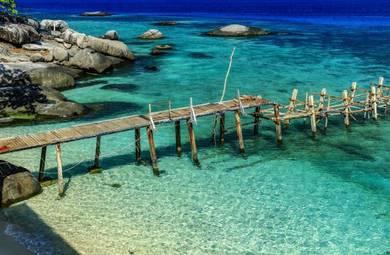 AMI Travel | 3D2NAyuh ke Pulau Pemanggil