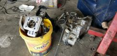GearBox Perodua Viva 1000cc Complete Set