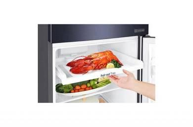 0% GST * New LG D-Blue Refrigerator GN-C372SQ