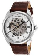 Invicta watch white Specialty Analog Mechanical