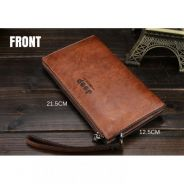 JEEP BULUO Multi-Purpose Unisex Wallet