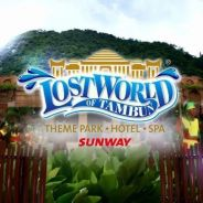 Discount 50 percent Lost world of tambun ticket