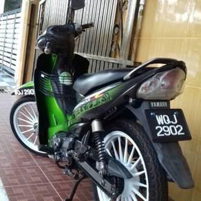 2007 Yamaha Lagenda 110Z