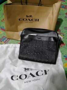 Coach men slings bag