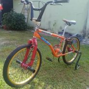 Basikal BMX HARO SPORT 90'S