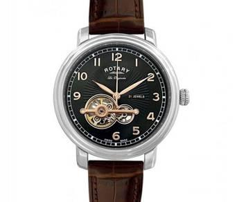 Swiss Made Rotary Jura Sapphire Automatic Watch