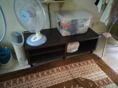 Rak Kabinet Meja TV Rack cabinet table