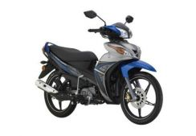 Yamaha lagenda 115ZR new to let go