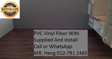 Expert PVC Vinyl floor with installation jub89