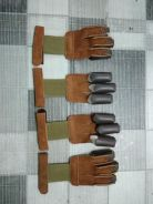 Archery - 3 finger draw glove