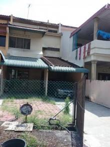 Two storey terrace house seberang perai