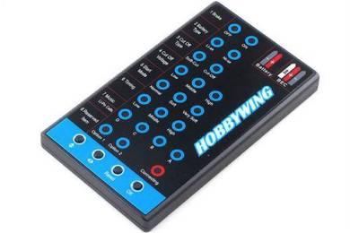 Hobbywing LED Program Card for SkyWalker ESC