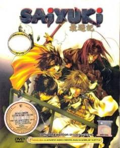 DVD ANIME SAIYUKI Complete Edition Vol.1-101End