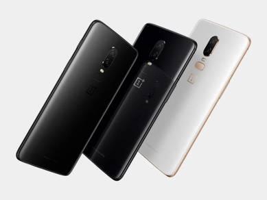 OnePlus 6 [128GB/8GB RAM/OxygenOS] Ori Imported