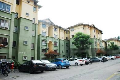 Dewi Apartment, Astana Alam, Puncak Alam, Tingkat 3