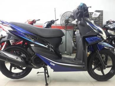 Jet Power 125cc Scooter Comel Lasak - Free Apply