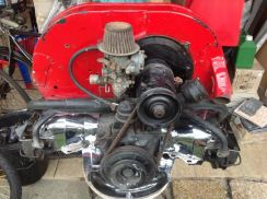 Beetle solid original superb engine+ with gearbox