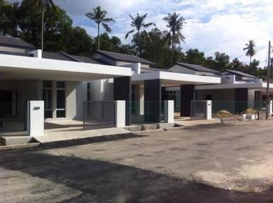 1 Storey Semi DSungai Soi Jaya (100% Loan,0% Down Payment,Cash Back)