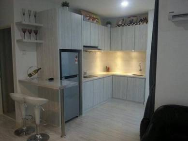 Tropicana Bay Residence FURNISHED Near Queensbay Mall 3R