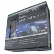 GPS/SMS/GPRS Tracker Vehicle Tracking System