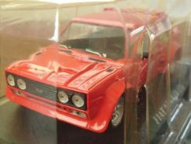 Del Prado 1/43 Fiat 131 Abarth Racing Kereta Hiasa